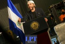 Photo of Salvadoreños expresan su apoyo al presidente Nayib Bukele