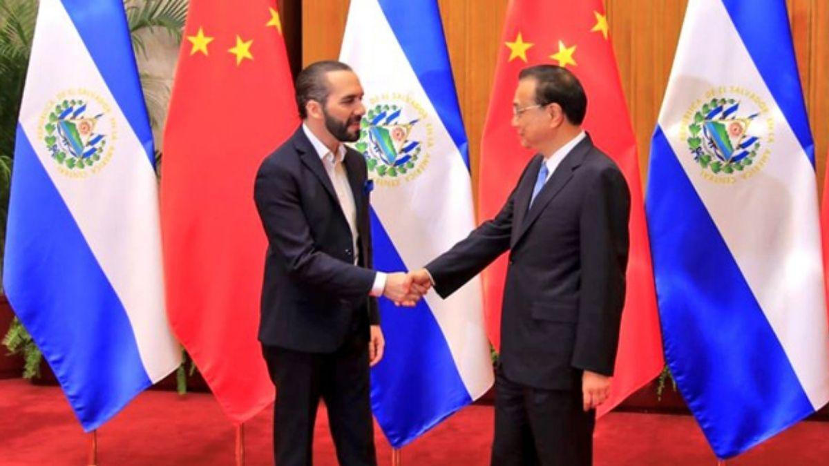 China El Salvador
