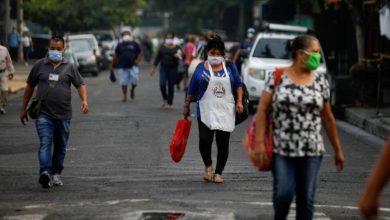 El Salvador número de fallecidos por COVID-19