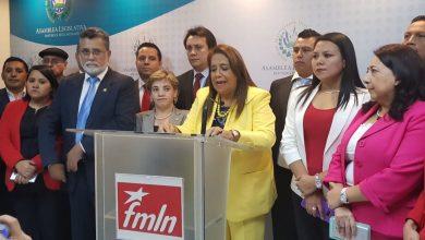 Diputados FMLN