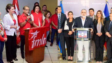 ARENA FMLN
