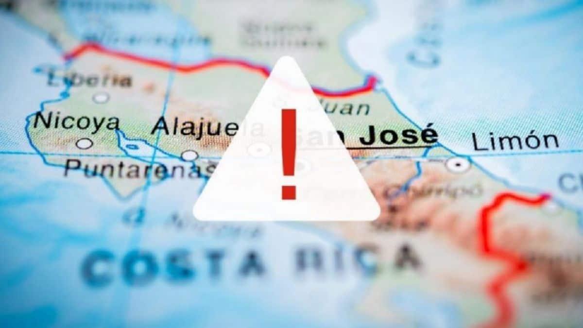 Aumento casos COVID-19 Costa Rica