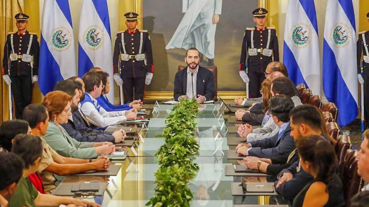 Pandemia El Salvador