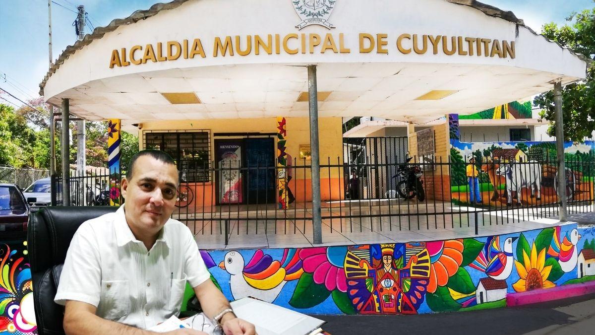 Alcalde no paga salarios en Cuyultitán
