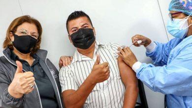 Vacunación docentes