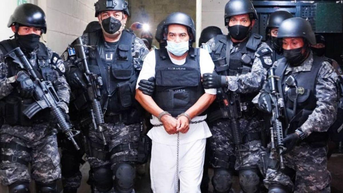 Detenido de Santa Ana por multiples homicidios