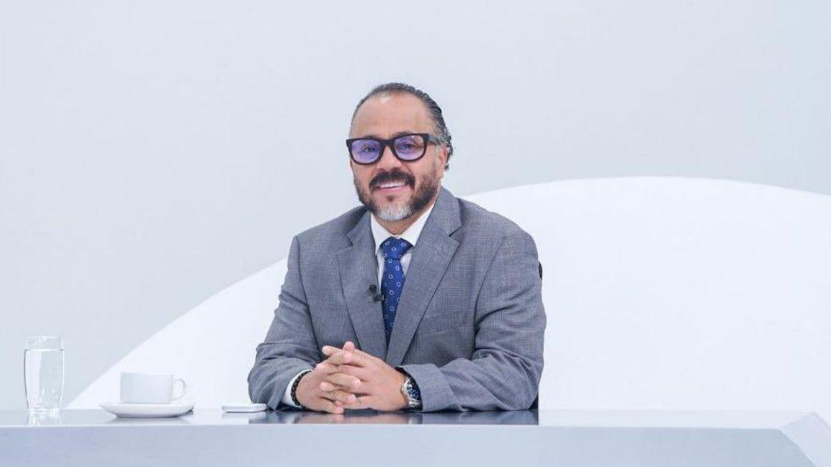 Ernesto Castro Presidente de la Asamblea Legislativa