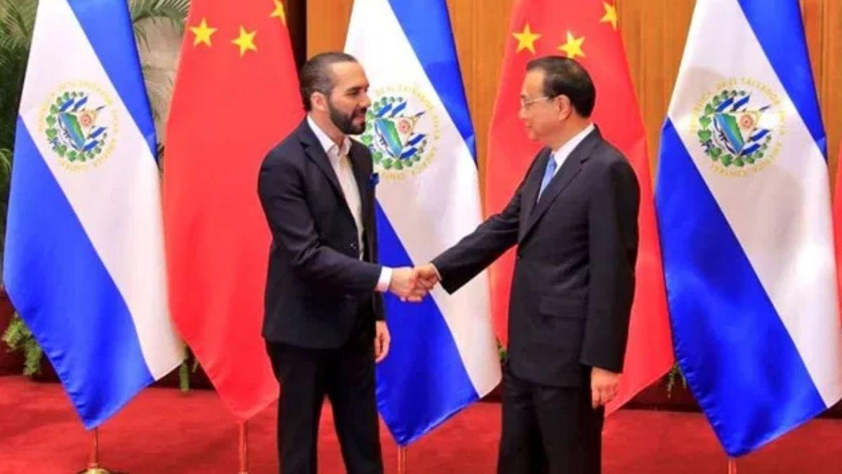 Gobierno de El Salvador - Gobierno de China
