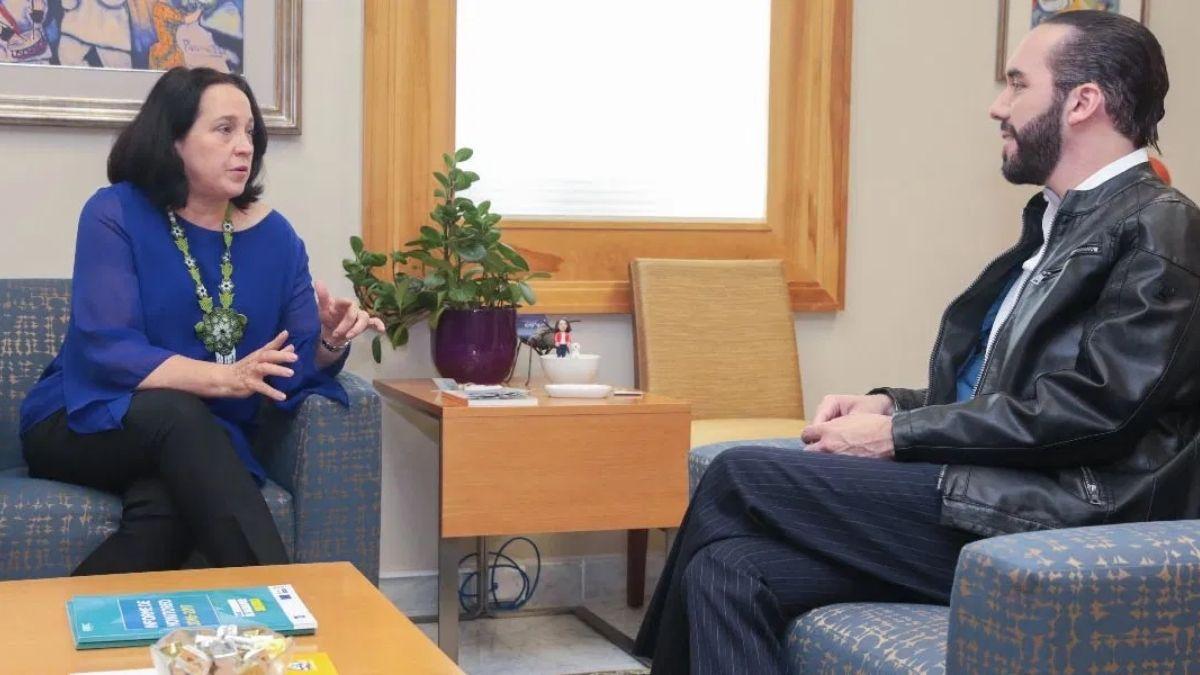 Jean Manes regresa como Embajadora de Estados Unidos en El Salvador