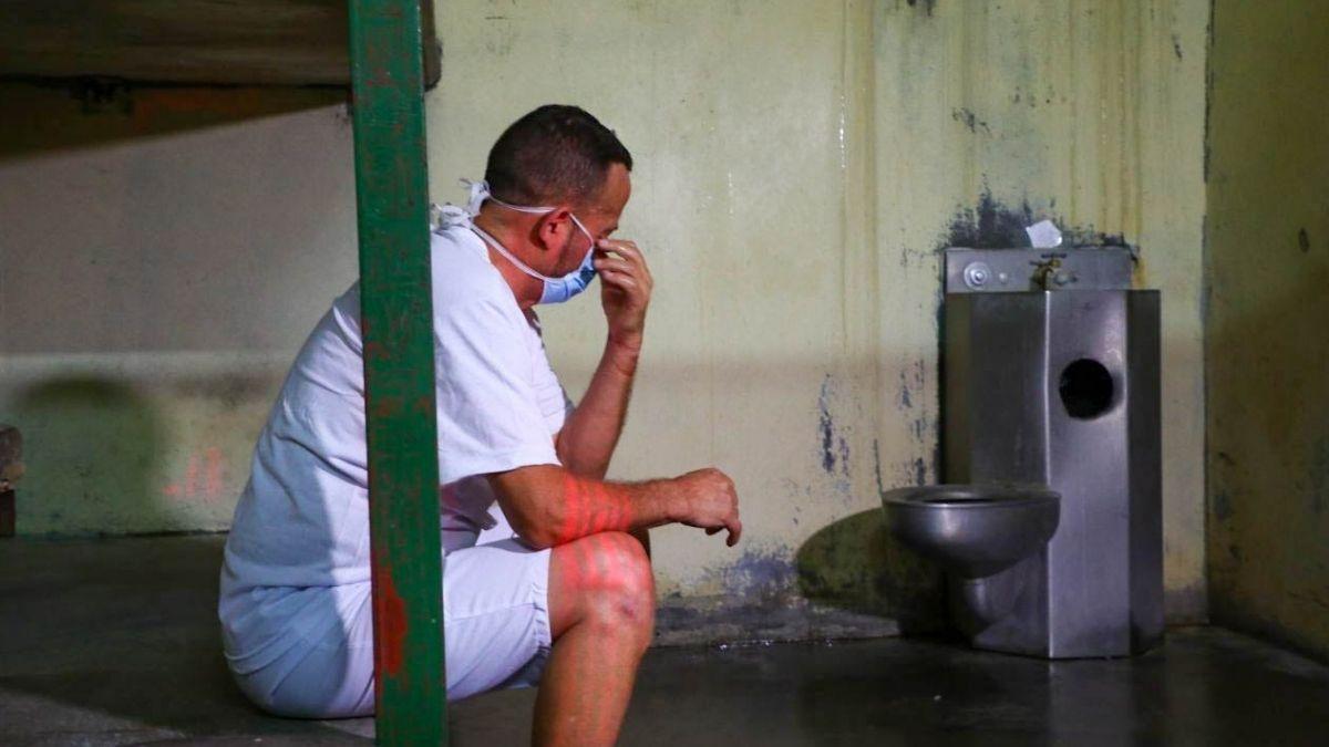 Suegro de Mauricio Funes es trasladado a Penal de Maxima Seguridad