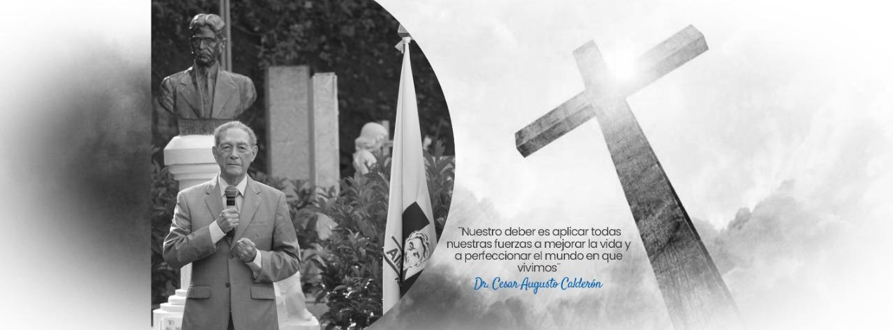 Fallece rector y fundador de la Universidad Salvadoreña Alberto Masferrer