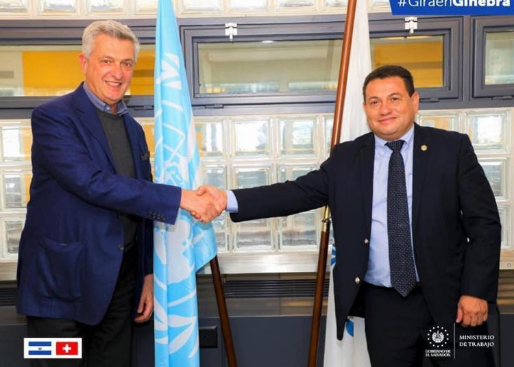 Gobierno y ACNUR firmarán carta cooperación para programa «Empleabilidad Juvenil»