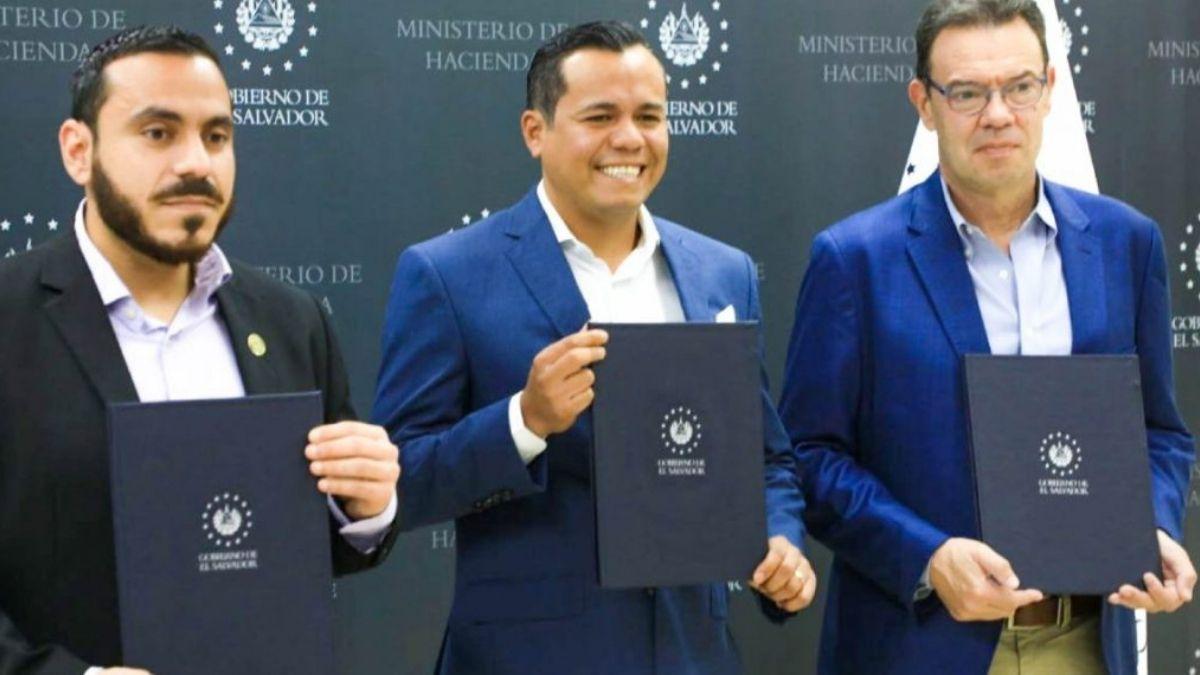 Hacienda y Banco Mundial firman convenio de financiamiento para el Proyecto de Respuesta ante el COVID-19
