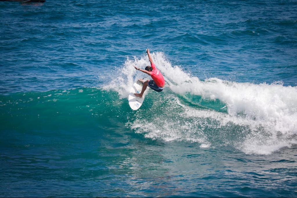 Ministra de Turismo asegura que el evento de surf traerá un 70% de recuperación económica a El Salvador