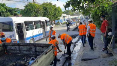 Protección Civil trabaja en varios puntos del país afectados por las lluvias de anoche