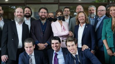 Embajadora de El Salvador en Washington trae empresarios para generar oportunidades en el país