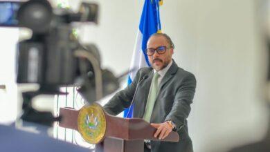 Ernesto Castro brinda declaraciones de las 23 iniciativas recibidas
