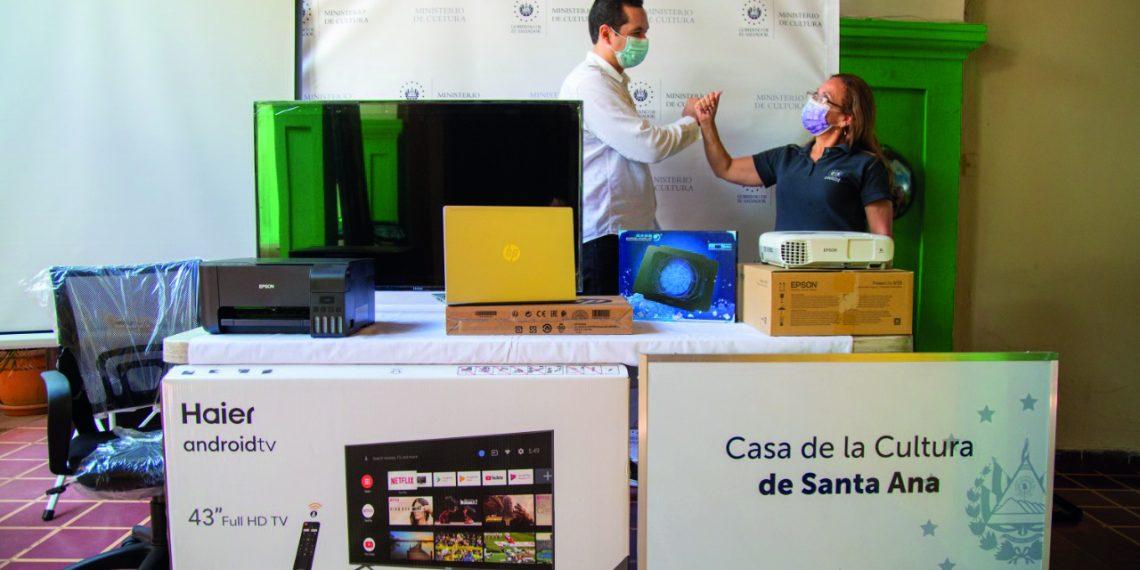 Gobierno apuesta por Casas de la Cultura con histórica inversión de $1.2 millones