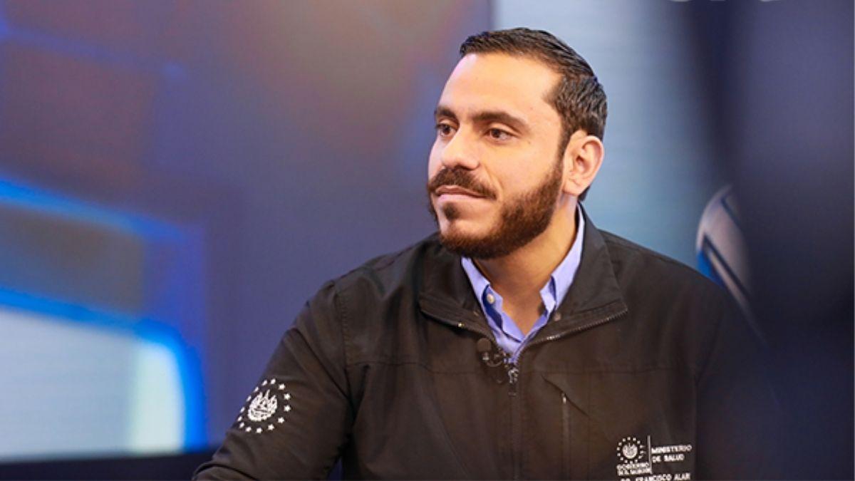 Francisco Alabí desmiente alza de casos por covid