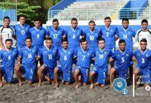Asamblea Legislativa acuerda declarar hijos meritísimos a la Selección de futbol playa