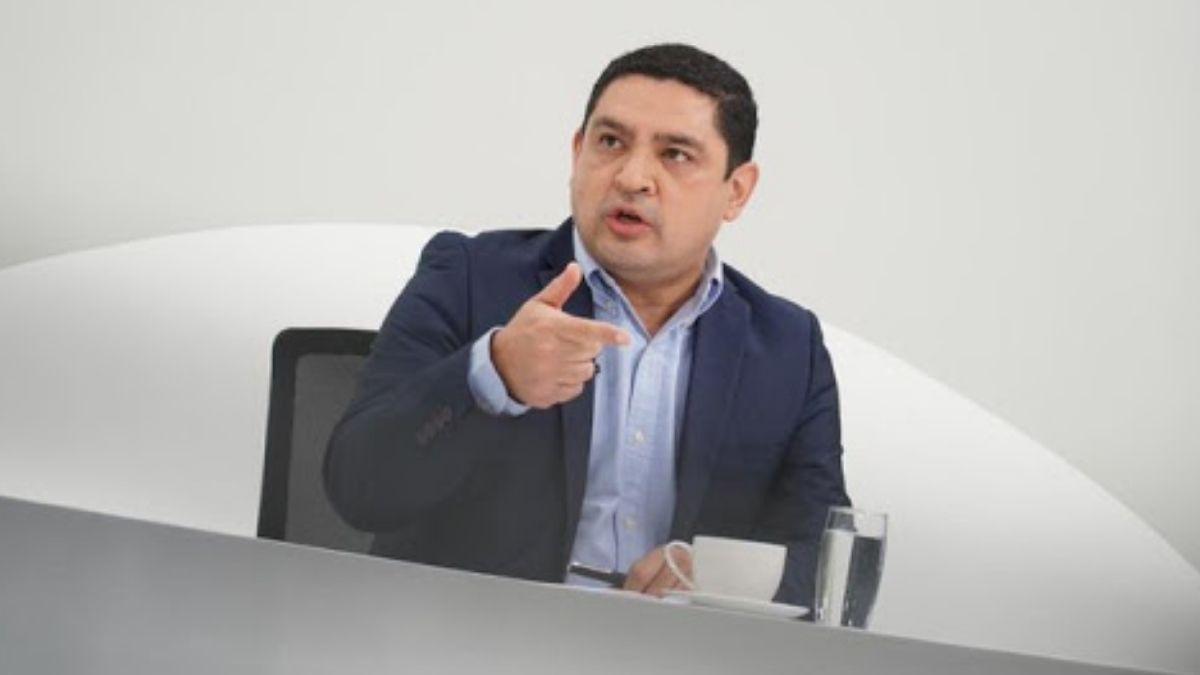 Javier Argueta, asesor jurídico de la Presidencia