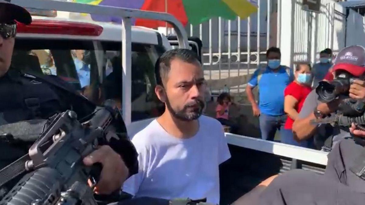Joel Valle acusado de asesinar a su esposa