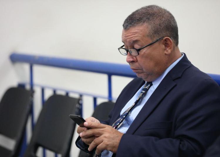 Condenado a 33 años de cárcel abogado del expresidente Saca