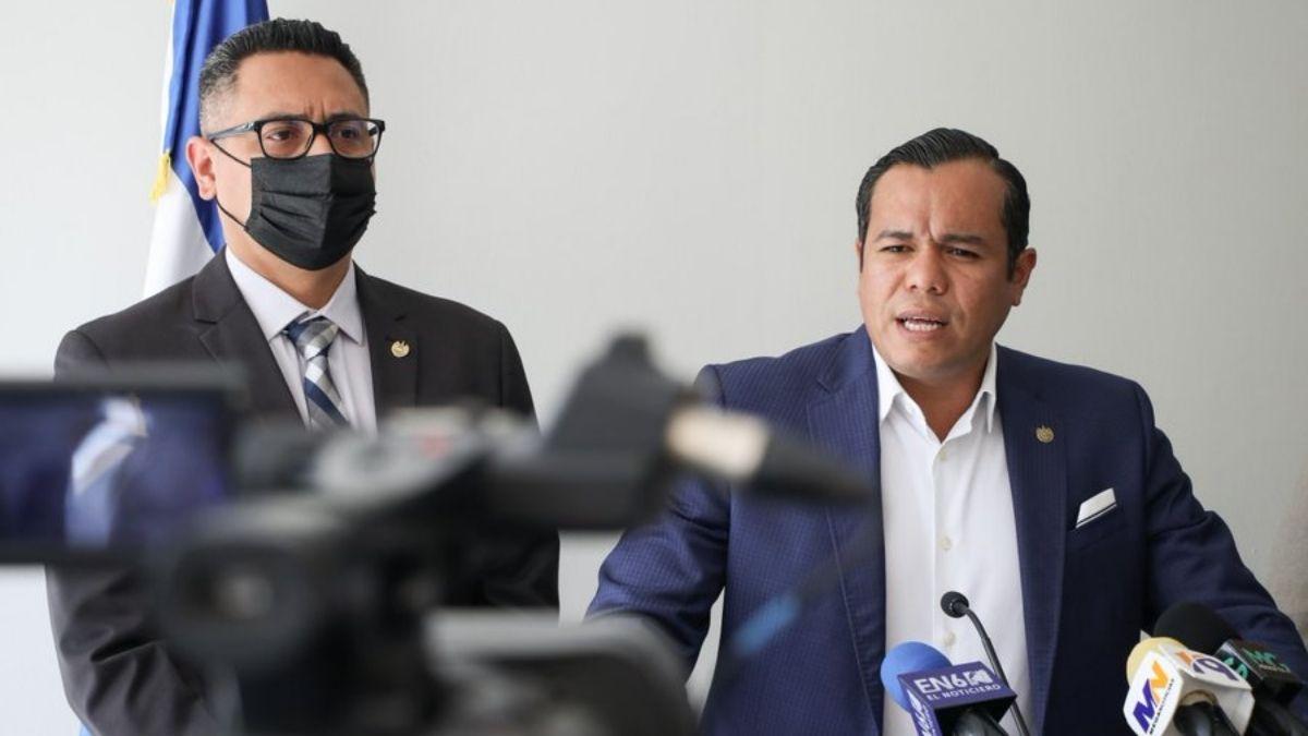 Ministro de Hacienda Alejandro Zelaya