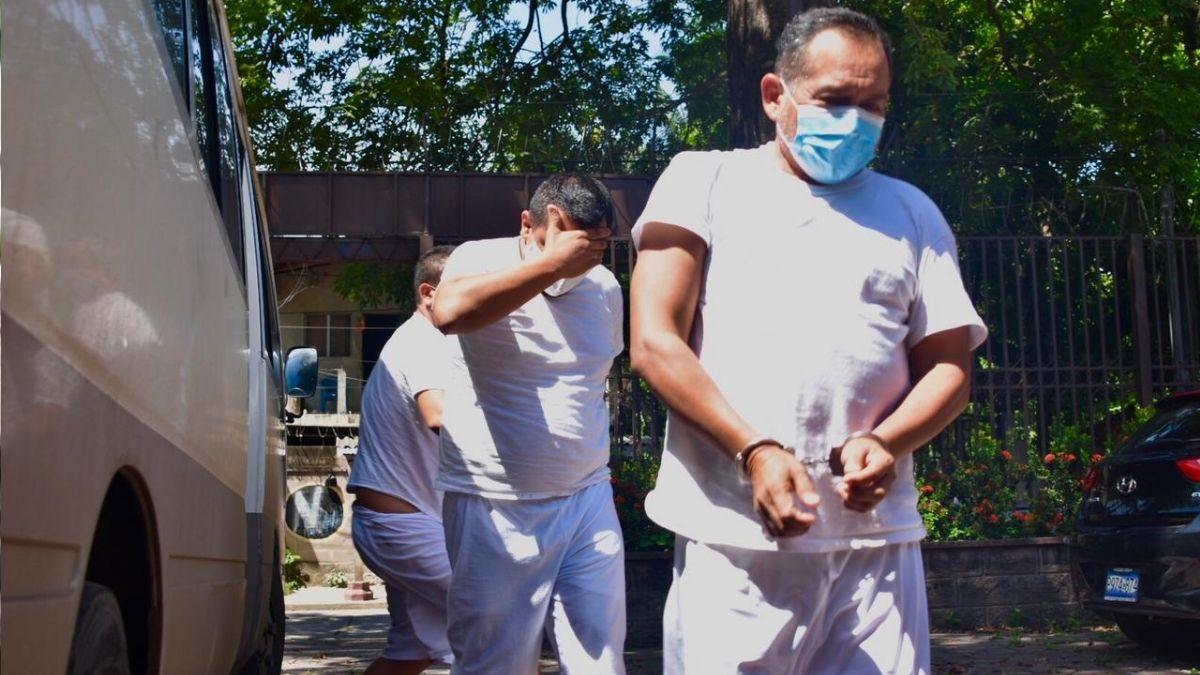 Narcotraficantes enviados a prisión