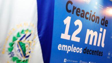 Ministerio de Trabajo anuncia creación de 12 mil empleos
