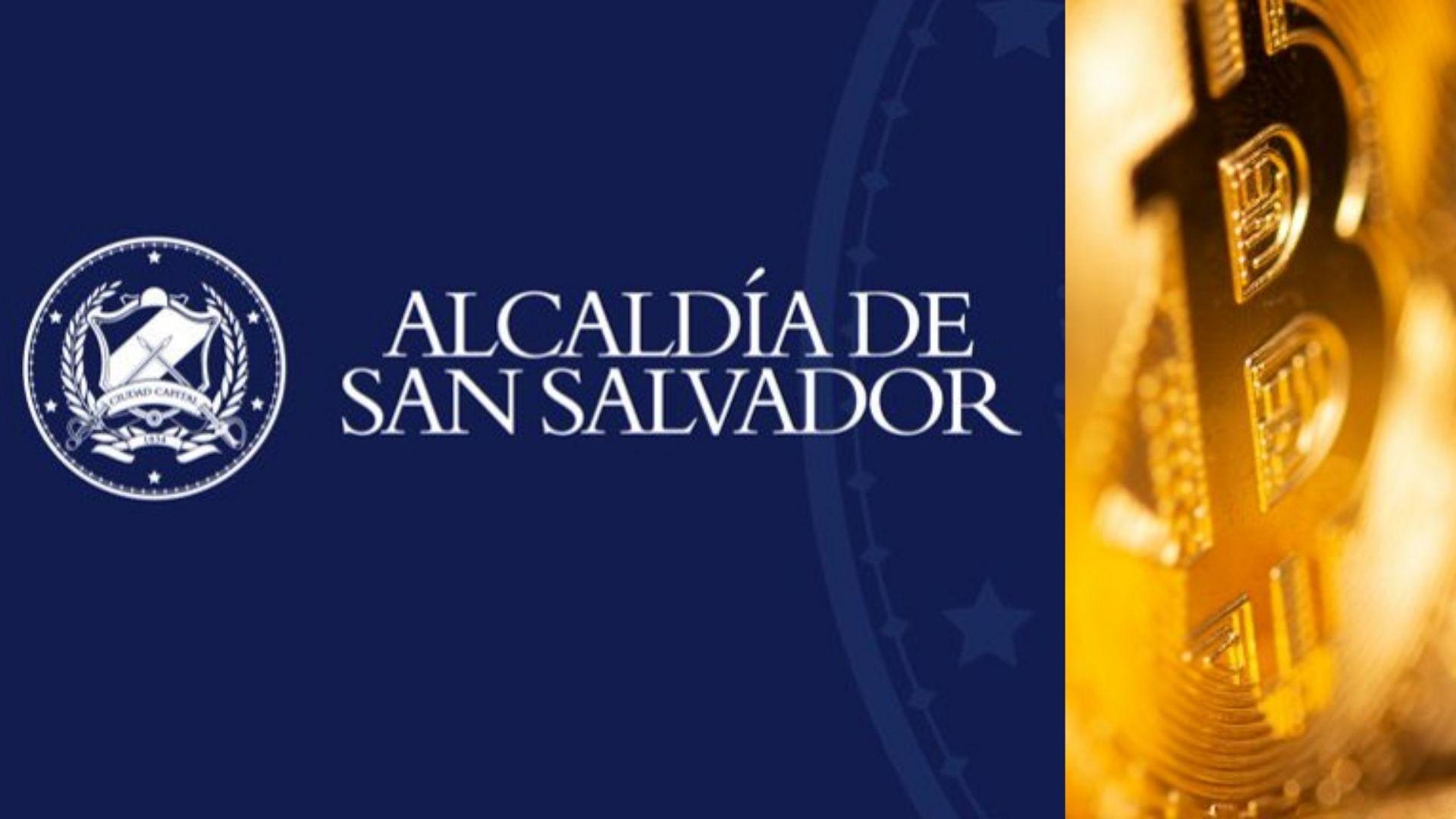 Alcaldía de San Salvador anuncia que también podrán pagar servicios con Bitcoin