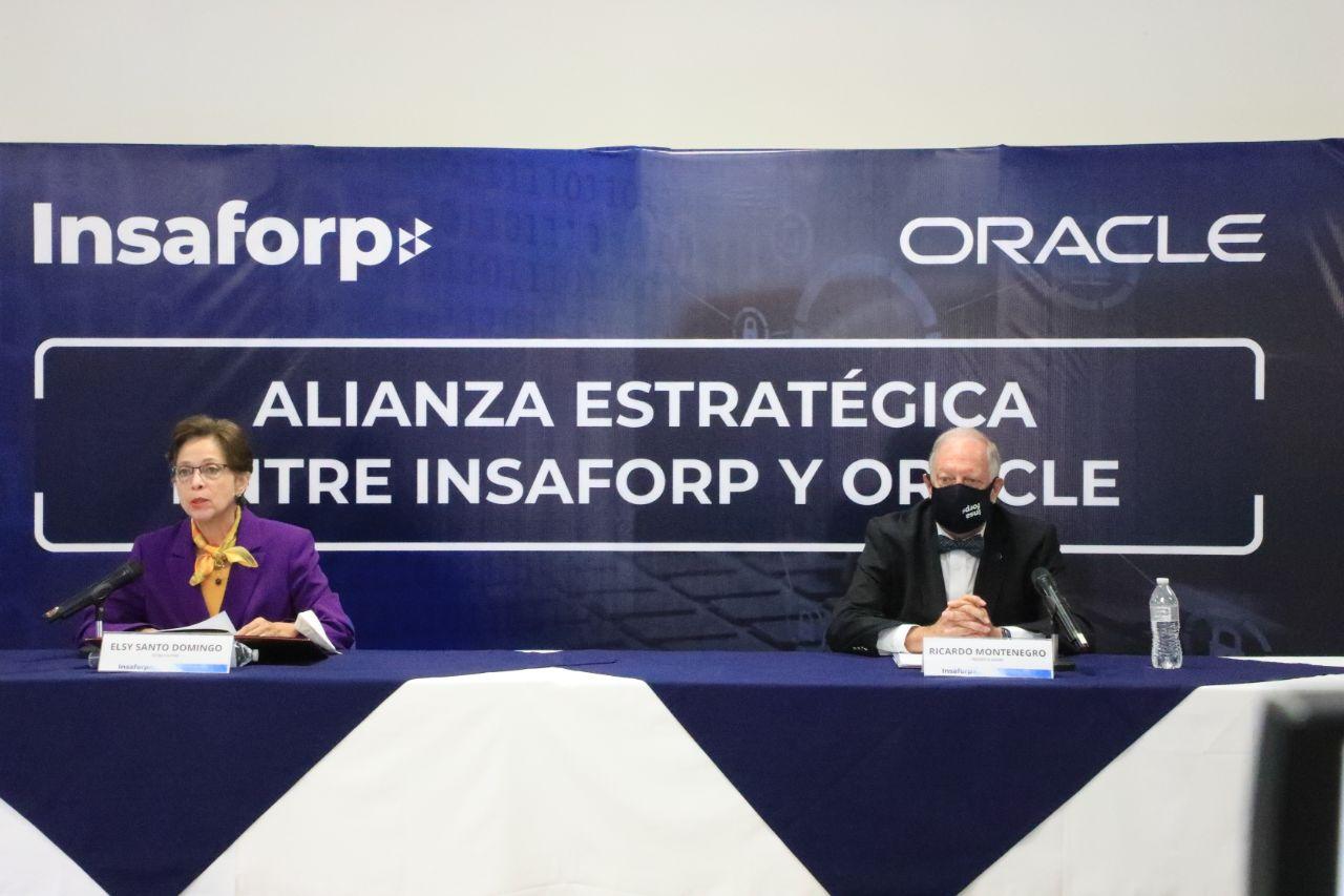 1,500 jóvenes Salvadoreños tendrán la oportunidad de ser capacitados en habilidades computacionales de una manera gratuita por INSAFORP