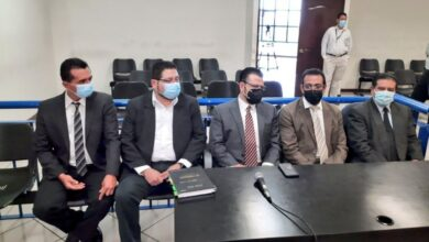 Ex directores de Centros Penales del gobierno del FMLN condenados a 2 años de prisión