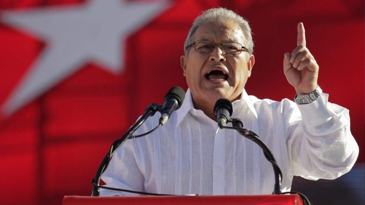 Decretan prisión para expresidente Sánchez Cerén, según autoridades se encuentra en Nicaragua
