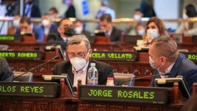 Diputada de Nuevas Ideas cuestiona a ARENA por no expulsar a Carlos Reyes