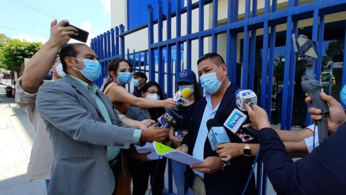 Alcalde de San Martín denuncia a administración anterior de ARENA por desfalcar $30,000 de la comuna