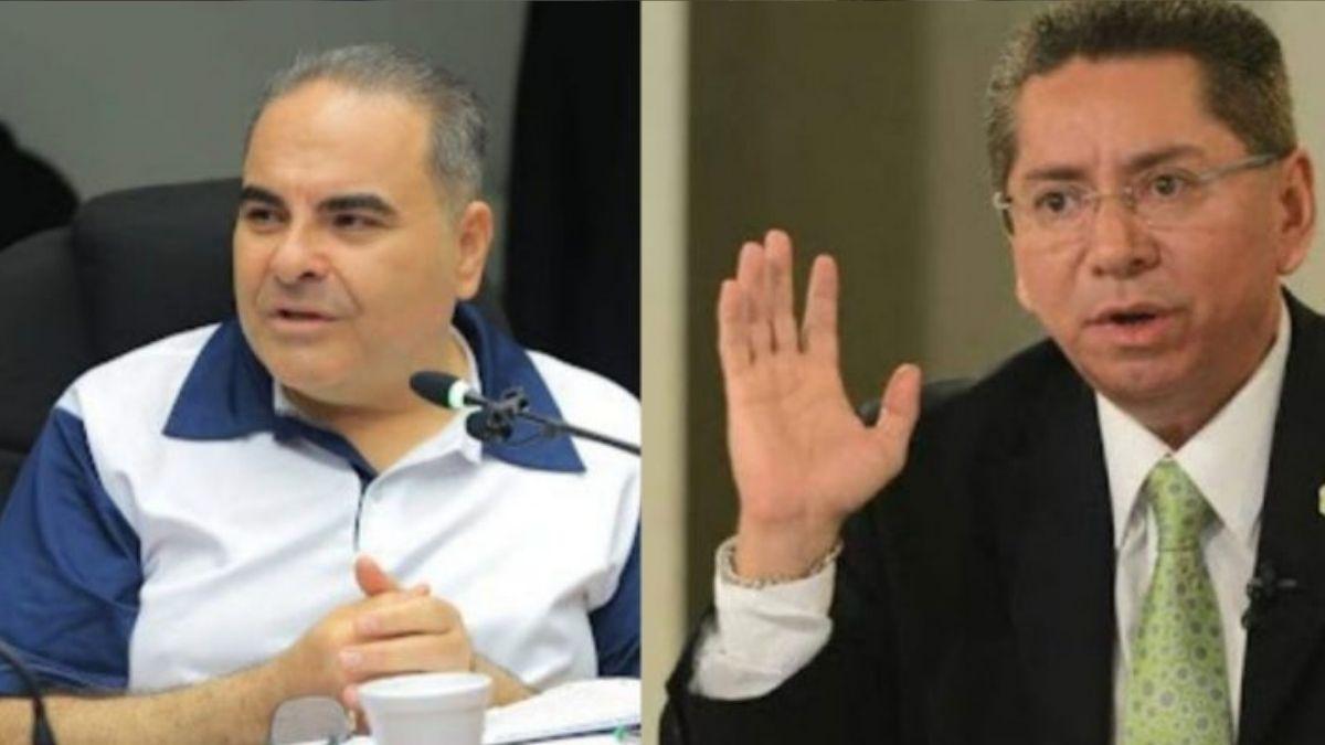 Tony Saca asegura que el exfiscal general le impidió hablar de los sobresueldos