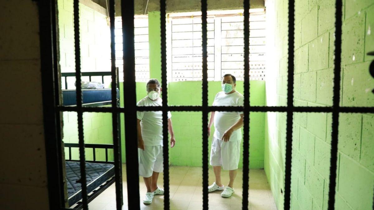 Exfuncionarios del FMLN son trasladados al sector 9 de Mariona y Cárcel de Mujeres