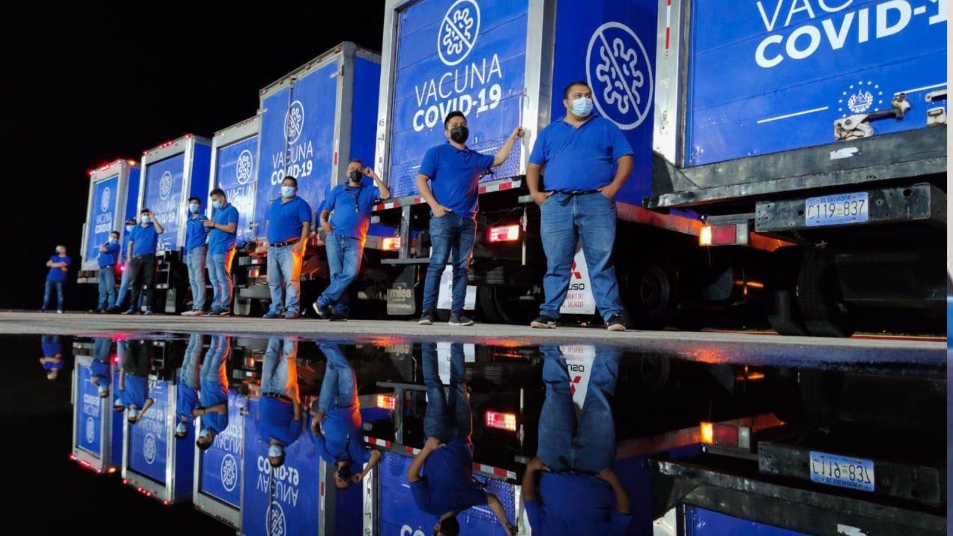 OMS y EE.UU. reconocen el éxito de la vacunación contra la COVID-19 de El Salvador