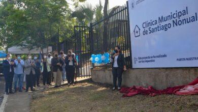Desde hoy Santiago Nonualco cuenta con su Clínica Municipal gracias a la gestión de Damaris de Escalante