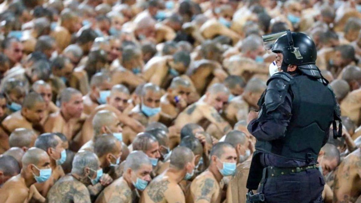 En El Salvador más de 15 mil reos guardan prisión por homicidio