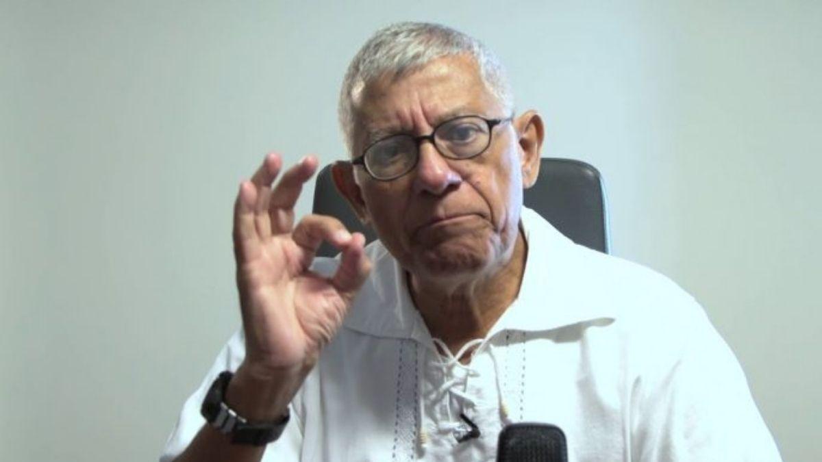 """""""En El Salvador el pueblo no tiene iniciativa de ley de forma directa"""" Dagoberto Gutiérrez"""