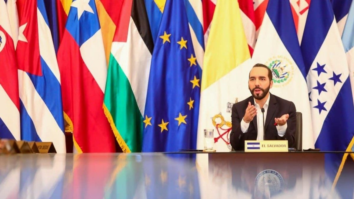 Centroamérica quiere a Nayib para Presidente