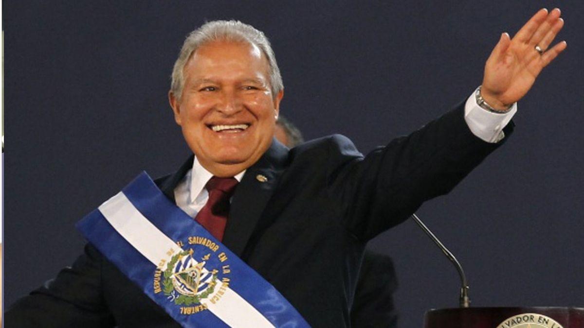 Expresidente Salvador Sánchez Cerén logró la nacionalidad Nicaragüense para más integrantes de su familia