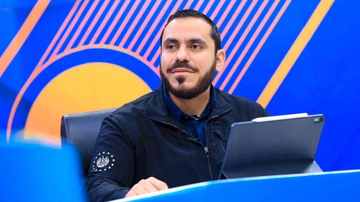 Ministro de Salud Francisco Alabí